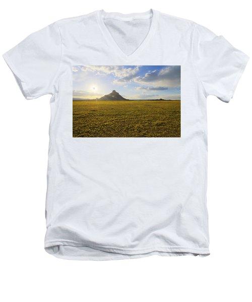 Golden Desert Men's V-Neck T-Shirt