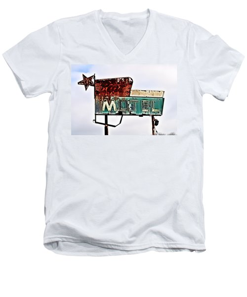 Got A Room Men's V-Neck T-Shirt