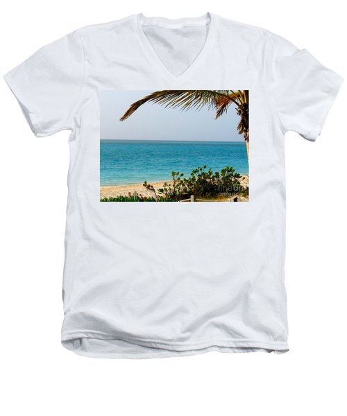 Grace Bay Men's V-Neck T-Shirt