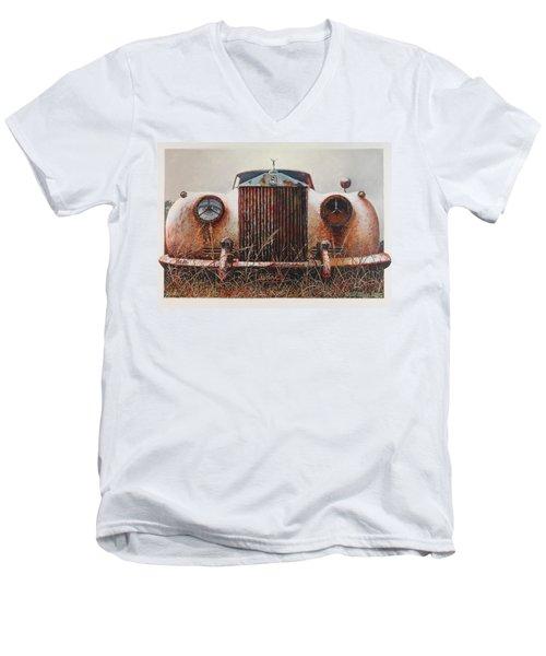 Grace - Rolls Royce Men's V-Neck T-Shirt