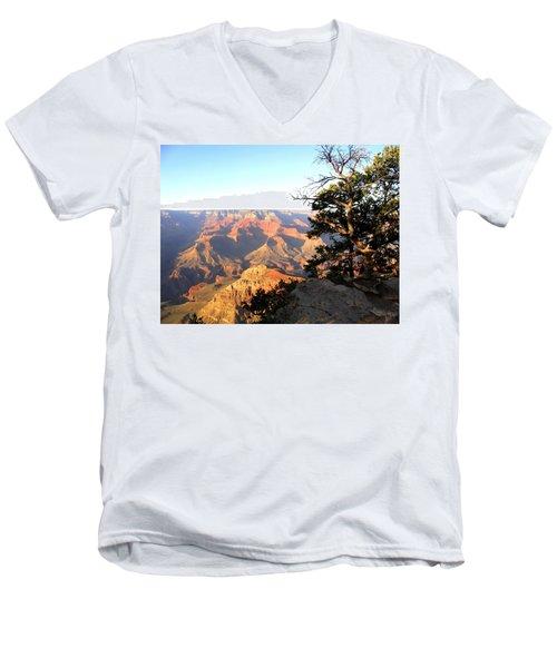 Grand Canyon 63 Men's V-Neck T-Shirt