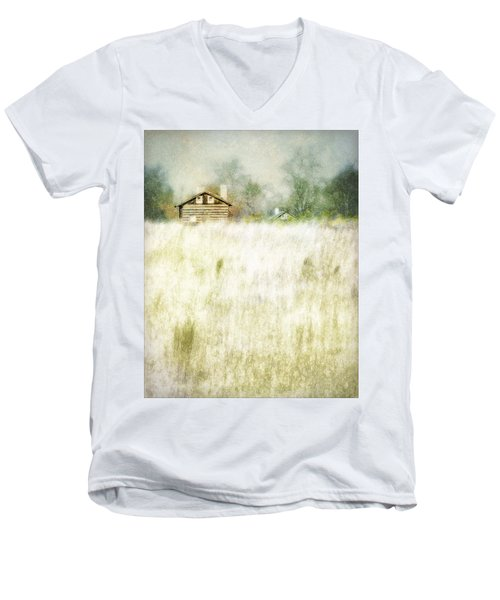 Grasslands Men's V-Neck T-Shirt
