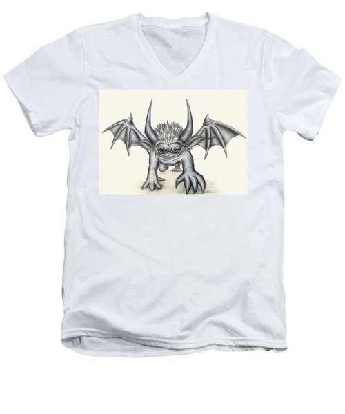 Grevil Men's V-Neck T-Shirt