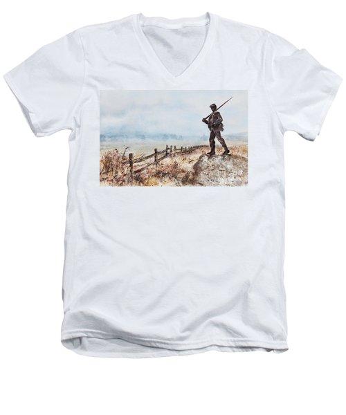 Guardian Of The Fields Men's V-Neck T-Shirt