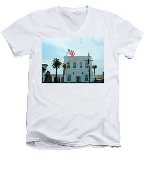 Bay Saint Louis - Mississippi Men's V-Neck T-Shirt