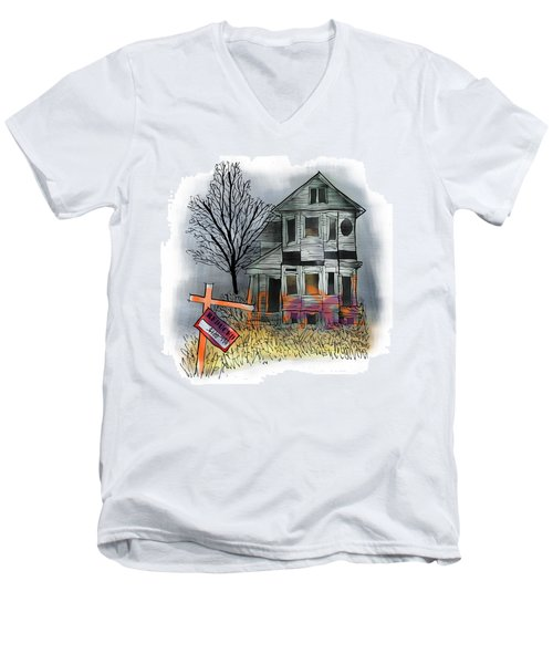 Handyman's Special Men's V-Neck T-Shirt