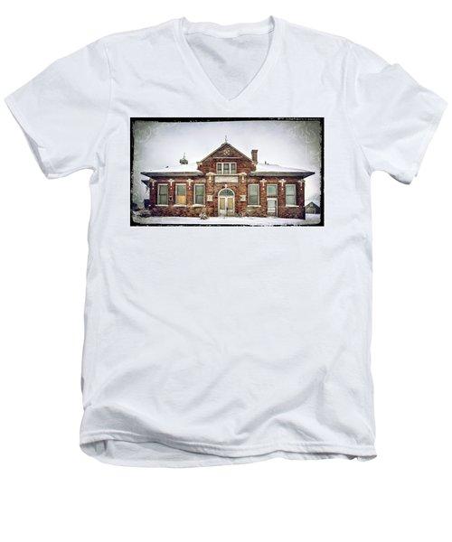 Hart Creamery Men's V-Neck T-Shirt
