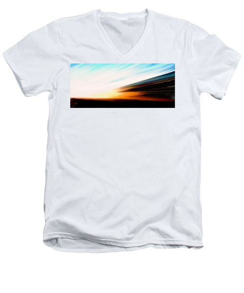 High Speed 6 Men's V-Neck T-Shirt