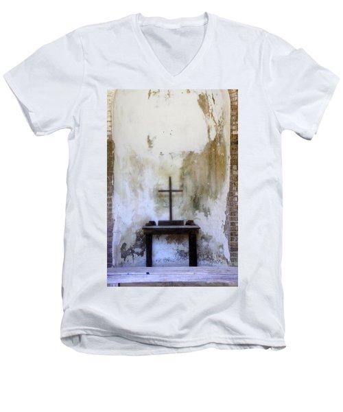 Historic Hope Men's V-Neck T-Shirt