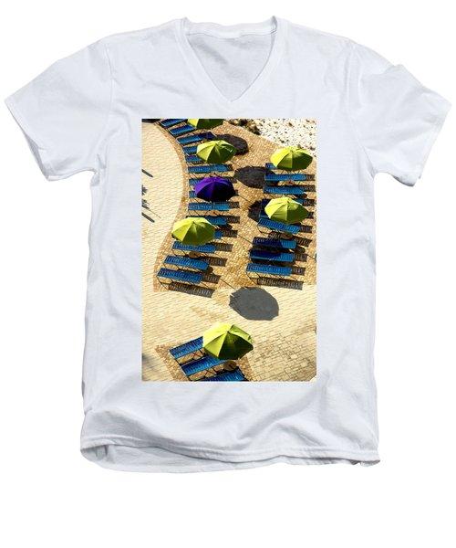 Holiday Men's V-Neck T-Shirt