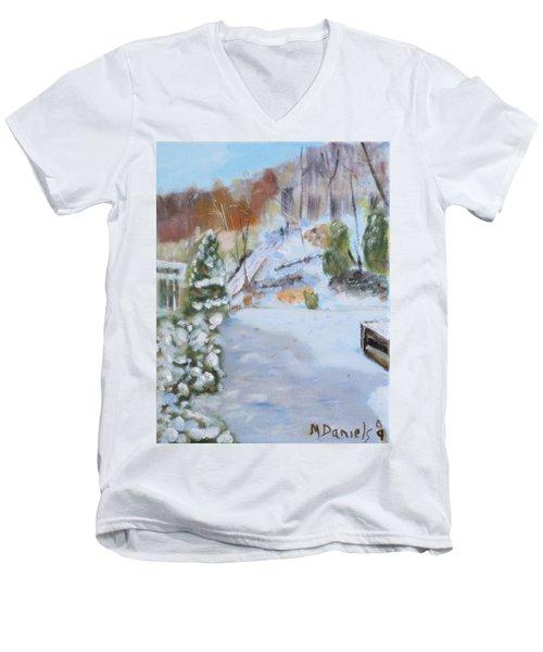 Home Scene South Men's V-Neck T-Shirt