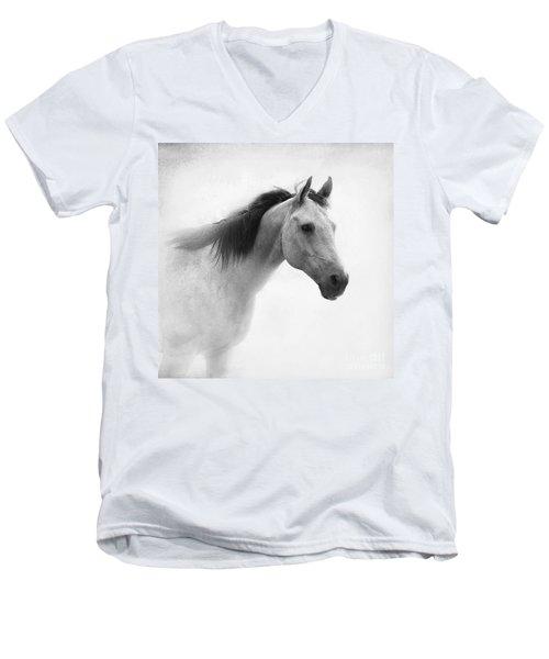 I Dream Of Horses Men's V-Neck T-Shirt