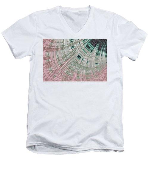 Ice Palace Men's V-Neck T-Shirt