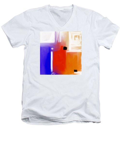 Ignite. Men's V-Neck T-Shirt