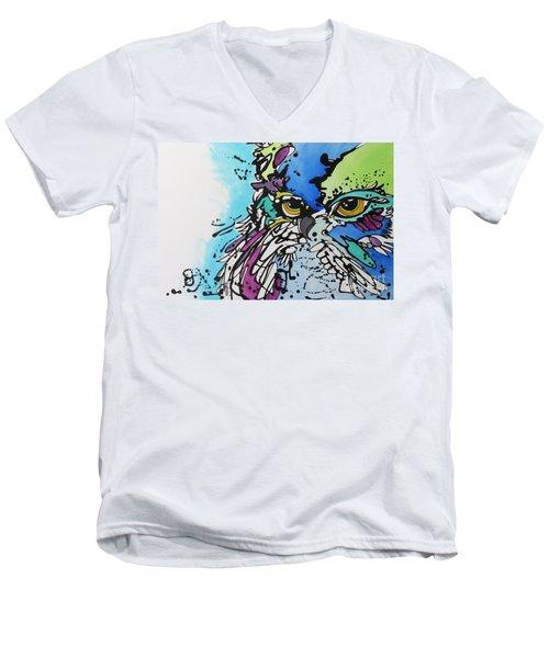 Immutable Men's V-Neck T-Shirt