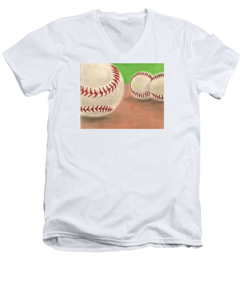 In The Dirt Men's V-Neck T-Shirt