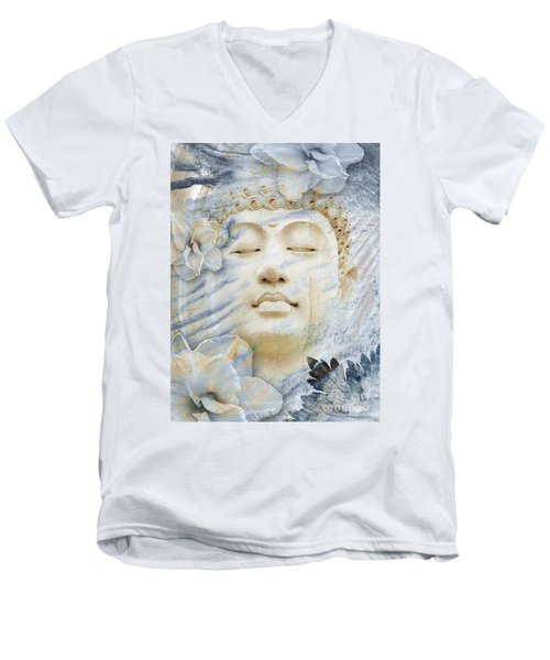 Inner Infinity Men's V-Neck T-Shirt