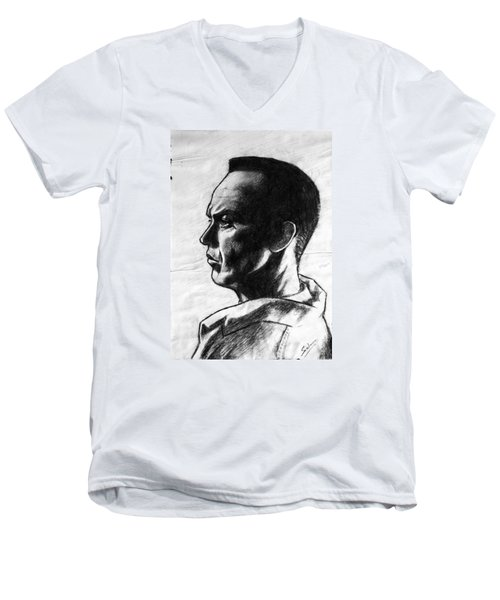 Michael Keaton Men's V-Neck T-Shirt