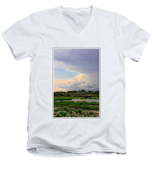 Intracoastal Colours Men's V-Neck T-Shirt