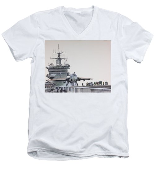 Intruder Men's V-Neck T-Shirt
