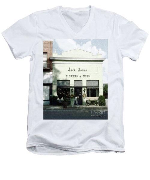 Jack's Place Men's V-Neck T-Shirt