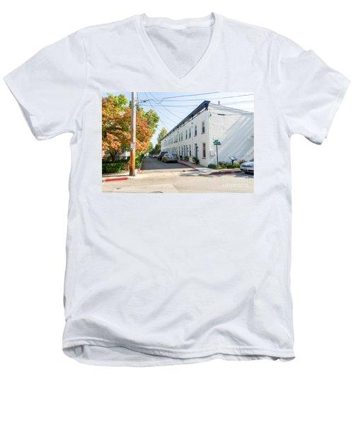 Jeremys Way Men's V-Neck T-Shirt