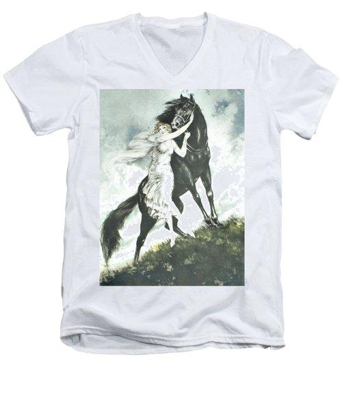 Jeunesse  Men's V-Neck T-Shirt