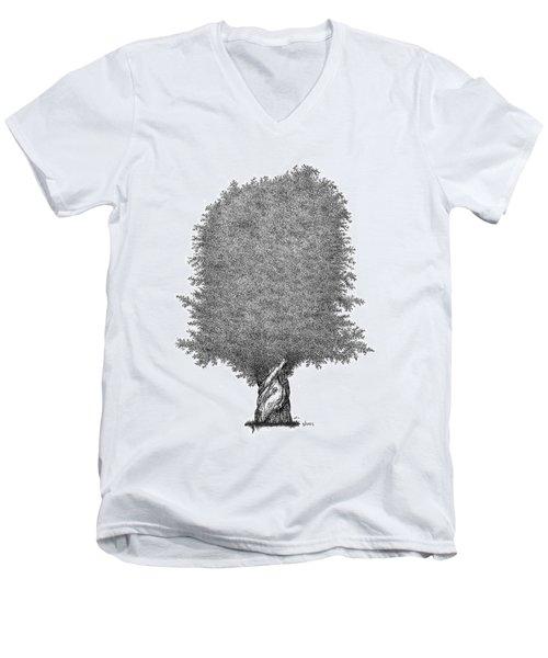 June '12 Men's V-Neck T-Shirt