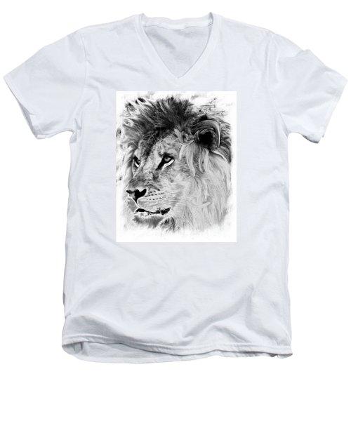 Jungle King Men's V-Neck T-Shirt