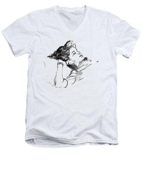 Karen's Nap Men's V-Neck T-Shirt