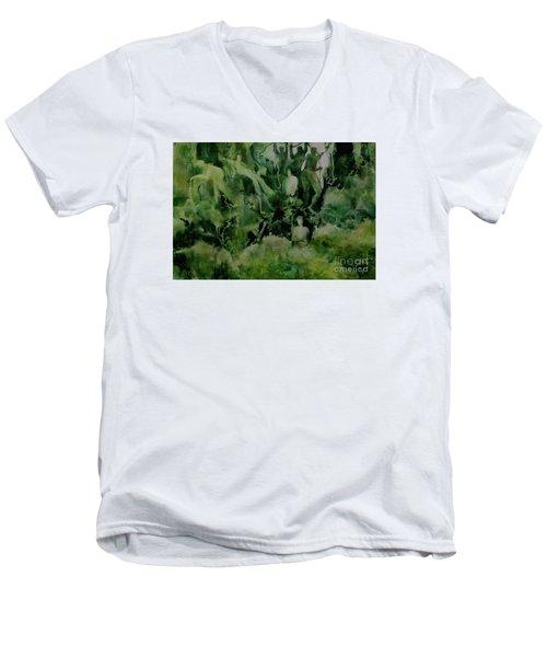 Kudzombies Men's V-Neck T-Shirt