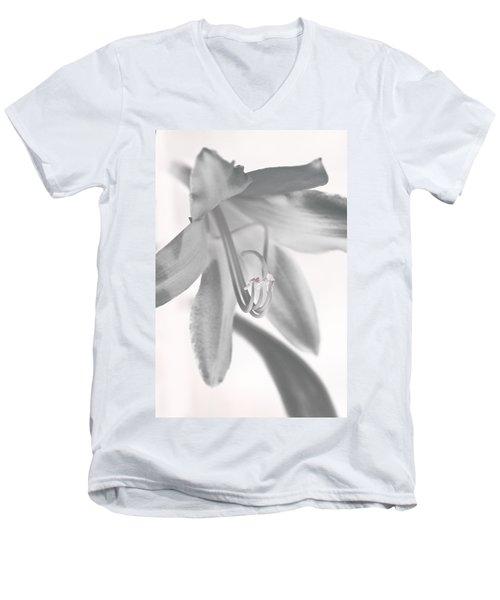 Life In Miniature  Men's V-Neck T-Shirt
