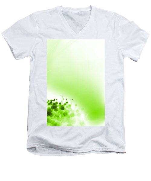 Limelight Men's V-Neck T-Shirt