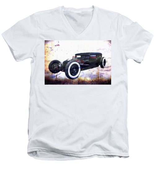 Low Boy V3.0 Men's V-Neck T-Shirt