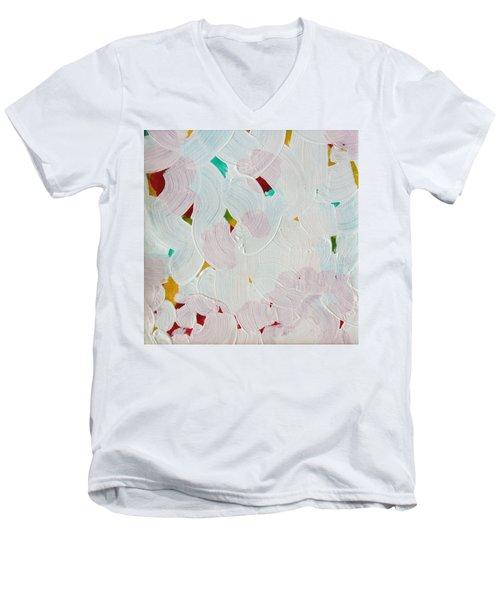 Lucent Entanglement C2013 Men's V-Neck T-Shirt