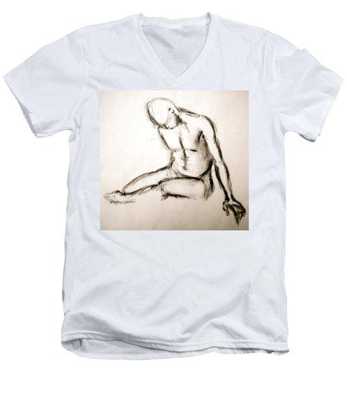 Lucky Charms Men's V-Neck T-Shirt