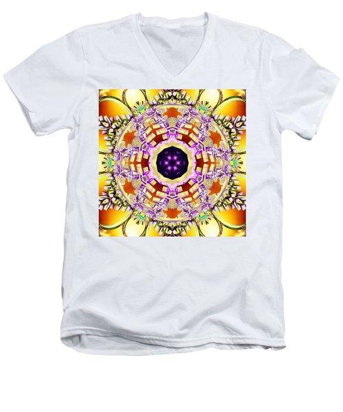 Magick Souls Men's V-Neck T-Shirt