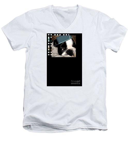 Mamia Mia Men's V-Neck T-Shirt