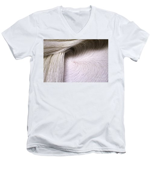 Hidden Gem Men's V-Neck T-Shirt by Michelle Twohig