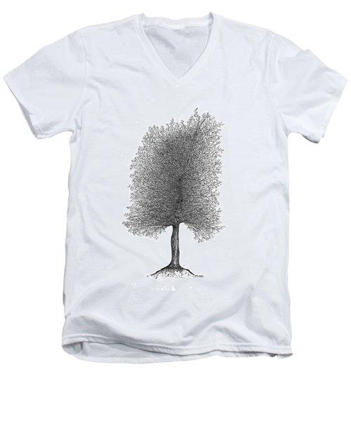 March '12 Men's V-Neck T-Shirt