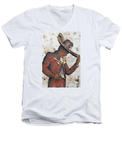 Mariachi  II Men's V-Neck T-Shirt
