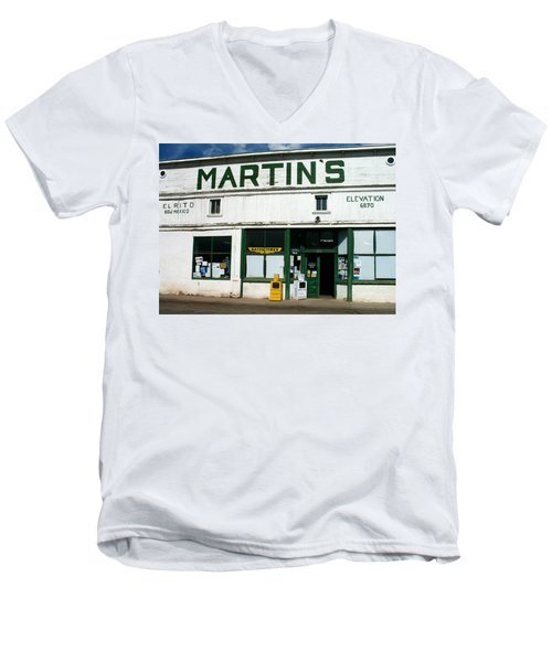 Martin's Men's V-Neck T-Shirt