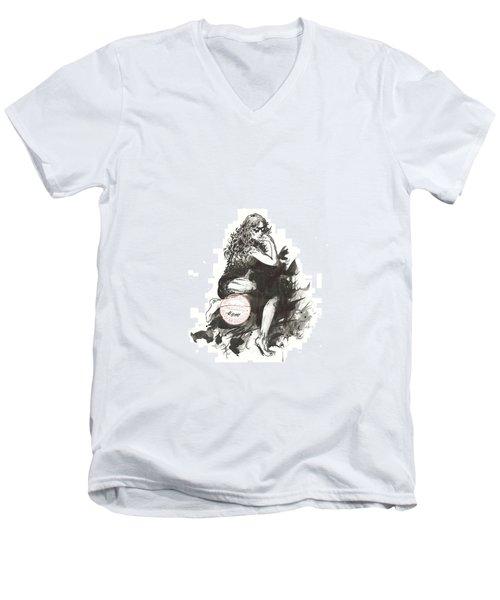 Masquerade Men's V-Neck T-Shirt