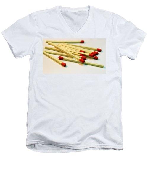 Matchpoint Men's V-Neck T-Shirt