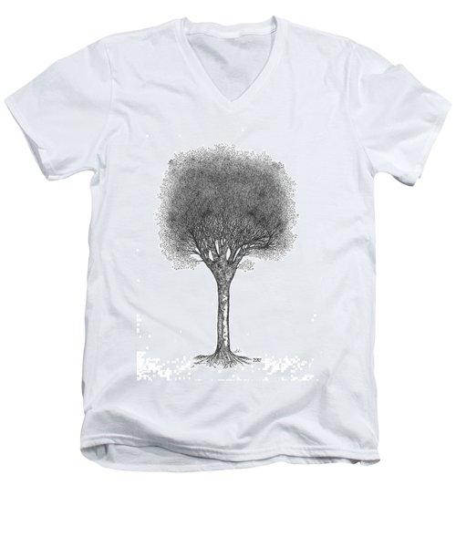 May '12 Men's V-Neck T-Shirt