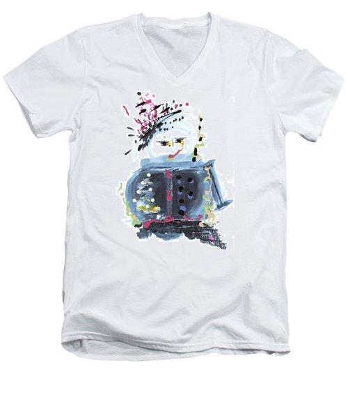 Me Stewpot Men's V-Neck T-Shirt