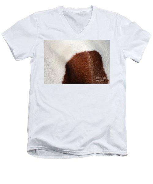 Migration Men's V-Neck T-Shirt by Michelle Twohig