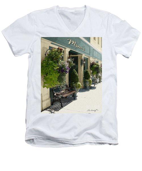 Mimi's Men's V-Neck T-Shirt