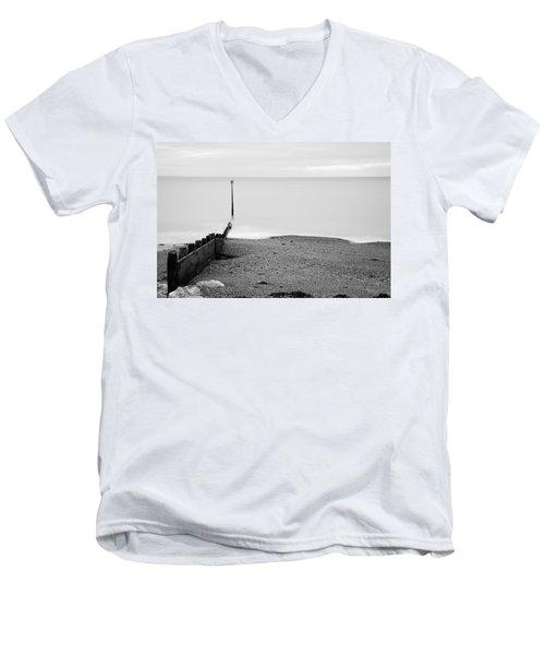 Morning At Kingsdown Men's V-Neck T-Shirt