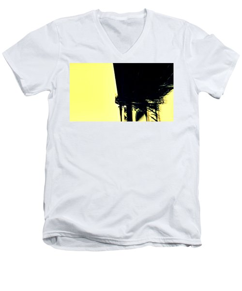 Motion Blur 2 Men's V-Neck T-Shirt
